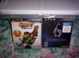 Ratchet Collection Resident Evil 6