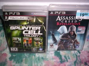Splinter Cell Collection AC Revelations